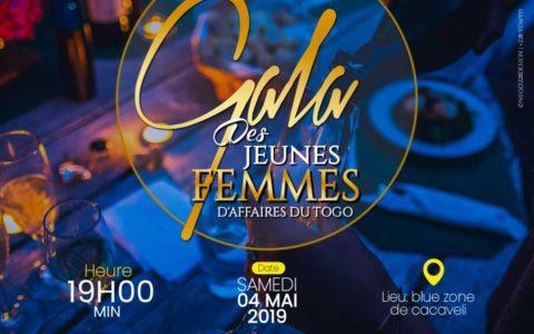 Gala des Jeunes Femmes d'Affaires du Togo