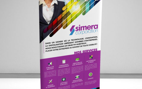 Simera Corporation Roll Up
