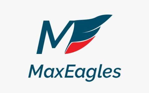 MaxEagles Logo